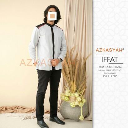 Koko Azkasyah KSK 51 Iffat Abu