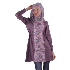 Azkasyah Daily Blouse Grape