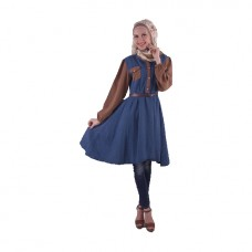 Azkasyah Daily Blouse Light Navy