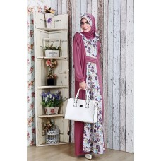 Azkasyah Daily ADG08 Dusty Pink