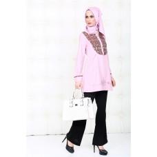Azkasyah Daily Blus Pink