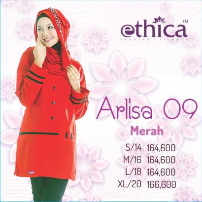 Ethica Arlisa 09 Merah