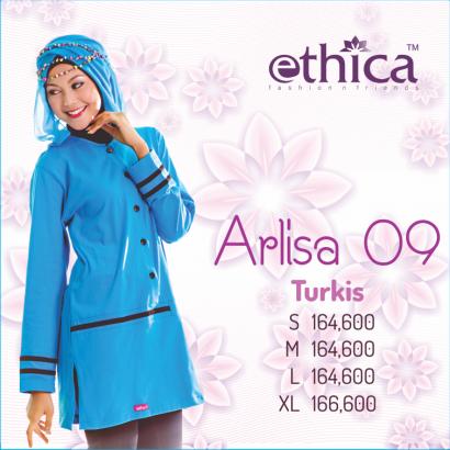Ethica Arlisa 09 Turkis