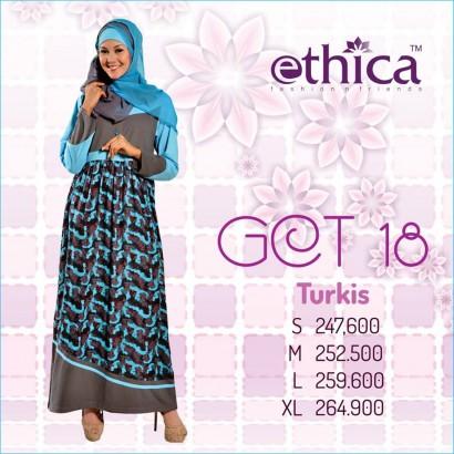 Ethica GCT 18 Turkis