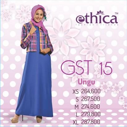 Ethica GST 15  Ungu