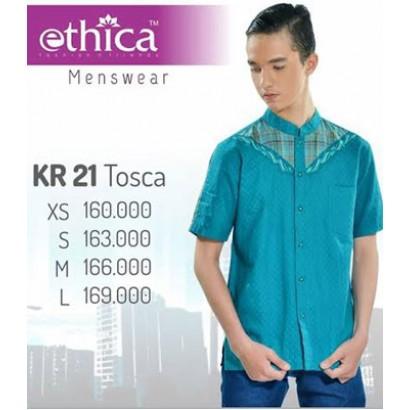 Baju Koko Remaja Ethica KR 21 Tosca