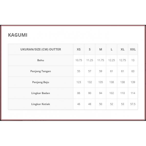 Gamis Syar'i Kagumi 76 Tosca