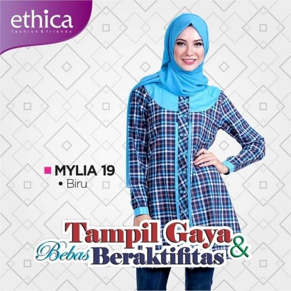 Ethica Mylia 19 Biru