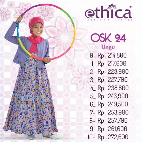 Ethica OSK24 Ungu