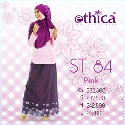 Ethica ST84 Pink