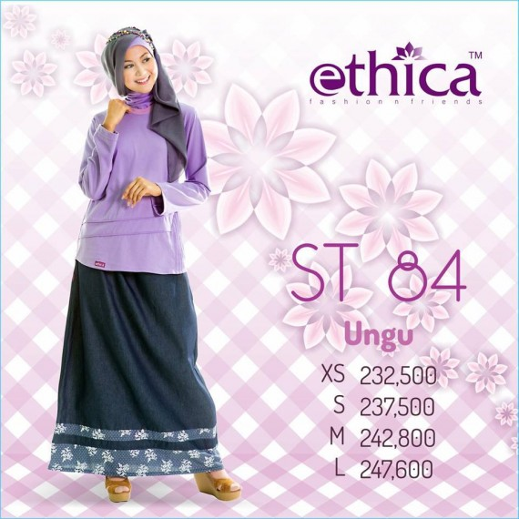 Ethica ST84 Bougenville