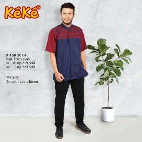 Baju Koko Keke KD SR 20 04