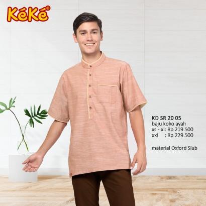 Baju Koko Keke KD SR 20 05 Bata