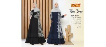 Gamis Keke Tisha Dress GDK 2103