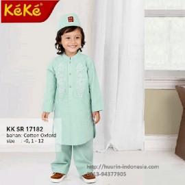 Koko Anak Keke KK SR 17182 Hijau