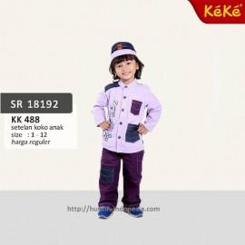 Koko Anak Keke KK 488 Ungu