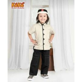 Koko Anak Keke KP SR 181904 Coklat
