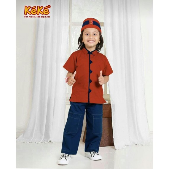 Koko Anak Keke KP SR 181904 Merah