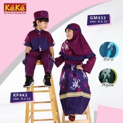 Koko Anak Keke KP443 Ungu