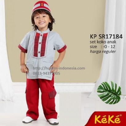 Koko Anak Keke KP 17184 Abu
