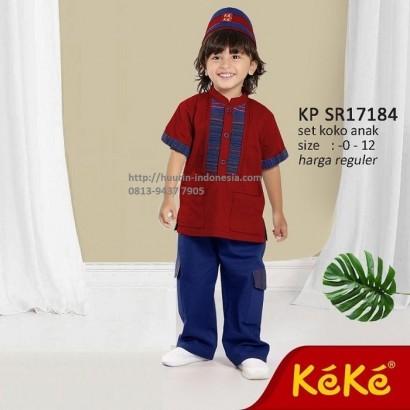 Koko Anak Keke KP 17184 Merah