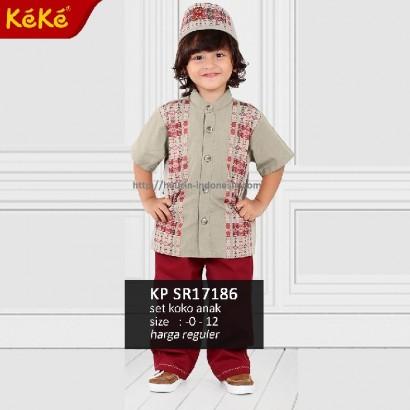 Koko Anak Keke KP 17186 Broken White