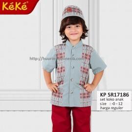 Koko Anak Keke KP 17186 Biru