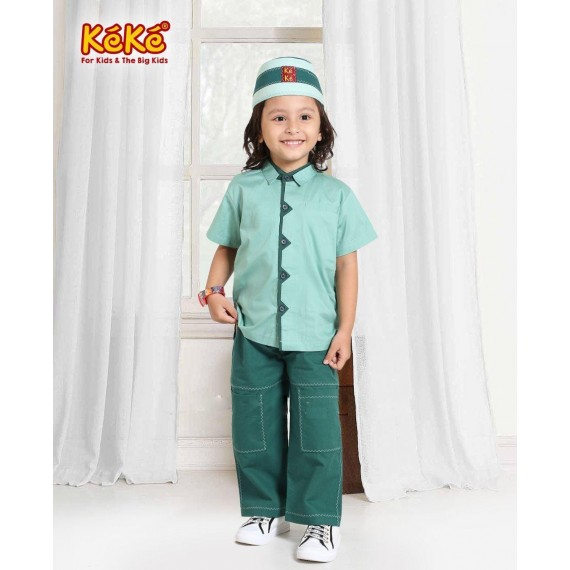 Koko Anak Keke KP SR 181904 Hijau