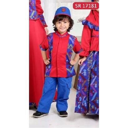 Koko Anak Keke KP 17181 Merah