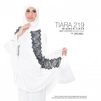 Mukena Tatuis Tiara 219