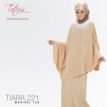 Mukena Tatuis Tiara 221
