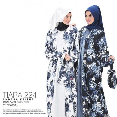 Mukena Tatuis Tiara 224