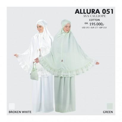 Tatuis Mukena Allura 051