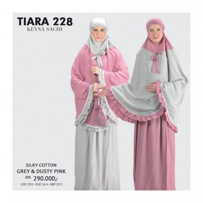 Mukena Tatuis Tiara 228