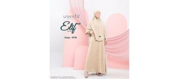 Gamis Uwais Elif Dress