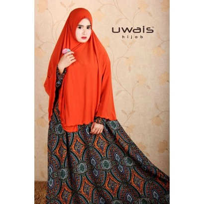 Uwais Khalwa Dress