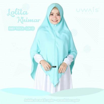 Jilbab Instan Uwais Lolita Khimar Baby Tosca