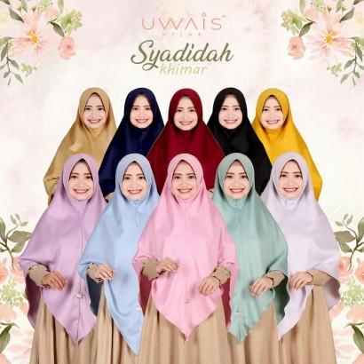 Khimar Syadidah by Uwais Hijab