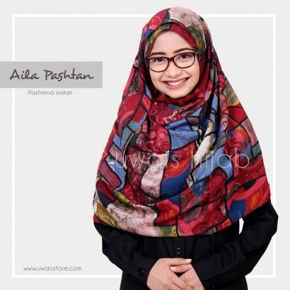 Pashmina Instan Aila by Uwais Hijab