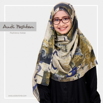 Pashmina Instan Audi by Uwais Hijab